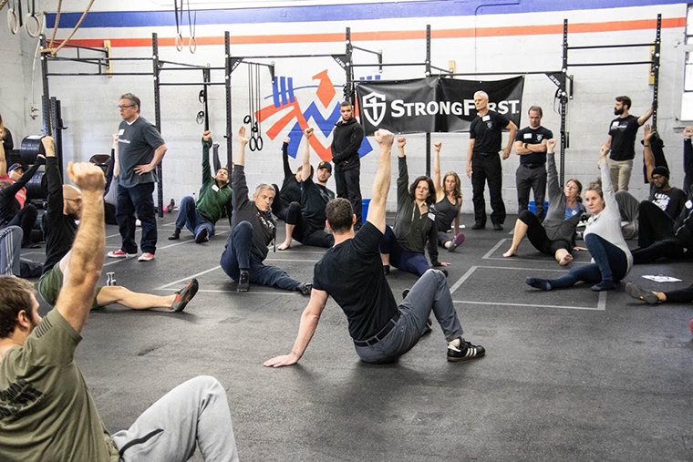 StrongFirst Workshop
